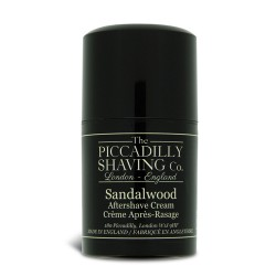 Piccadilly Shaving Company Sandalwood aftershave