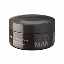 Vitaman Styling Crème met Organische Vanille Boon 100 g