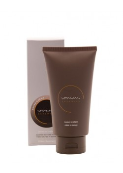 Vitaman Shave Crème with hydrating Grass Lily 150 ml