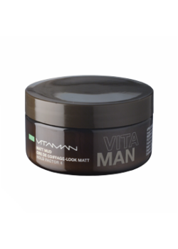 Vitaman Matt Mud with Lanolin 100 g