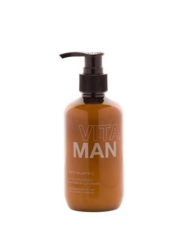 Vitaman scalp treatment for men to stimulate hair growth