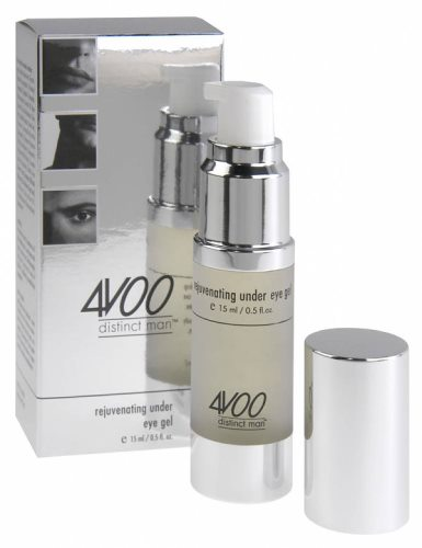 4VOO Rejuvenating Under Eye Gel for men