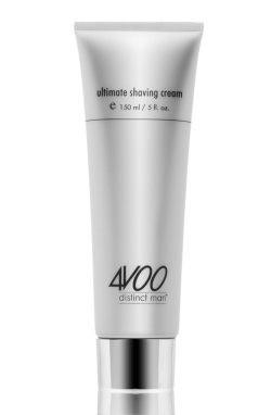 4VOO ultimate shaving cream for men