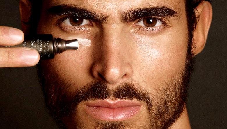 Make up information for men